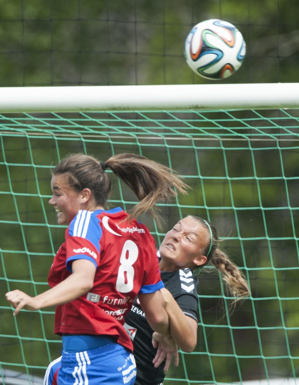Photo of Hon pangar LB07 upp i Allsvenskan