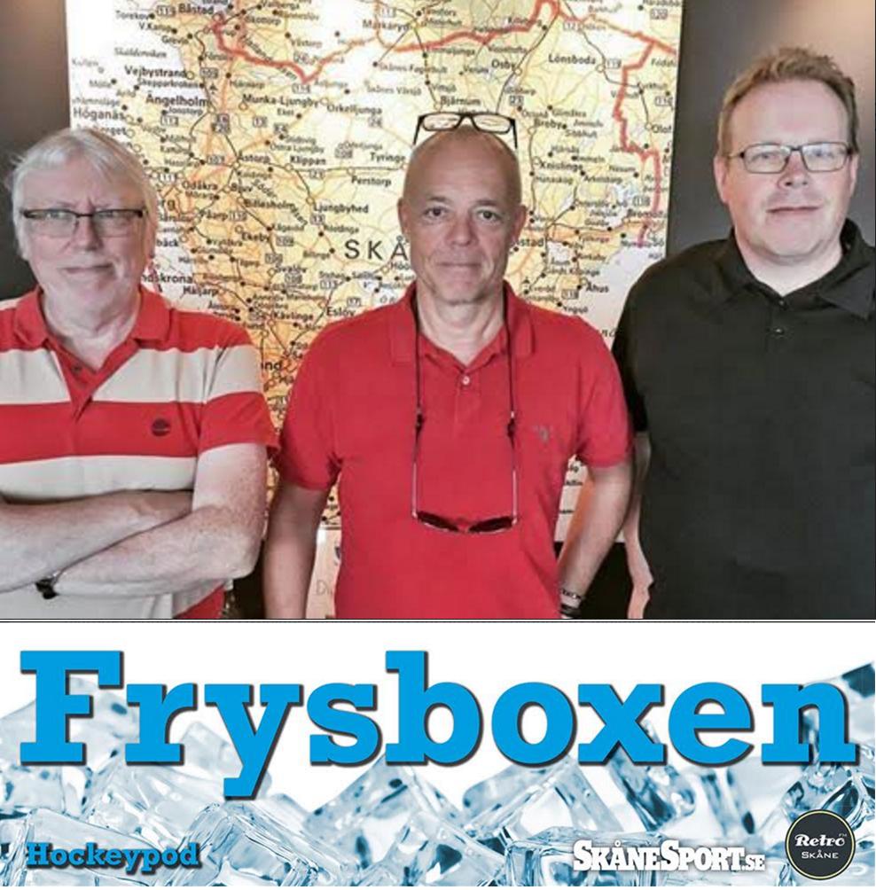"Photo of ""Frysboxen"" avsnitt 1, möt Joakim Tillgren"