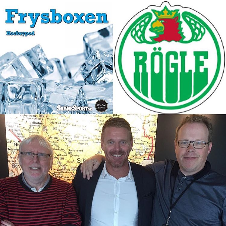 Photo of Nu startar vi hockeypodden Frysboxen