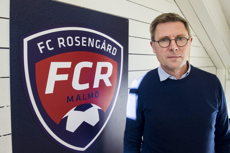 """Photo of Rosengård sänder CL-match själva – """"TV-bolagen är fega"""""""