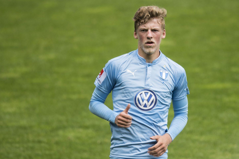 Photo of Kort och stort inhopp för Bergqvist