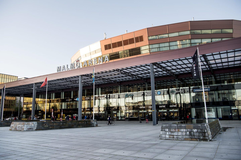 Photo of Pantern tar plats i Arenan