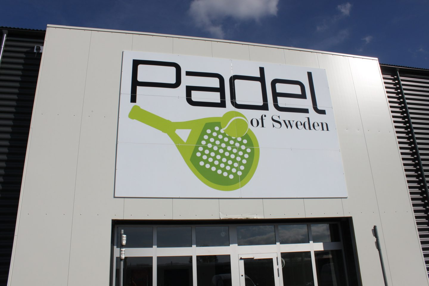 Photo of Ny padelhall i Staffanstorp