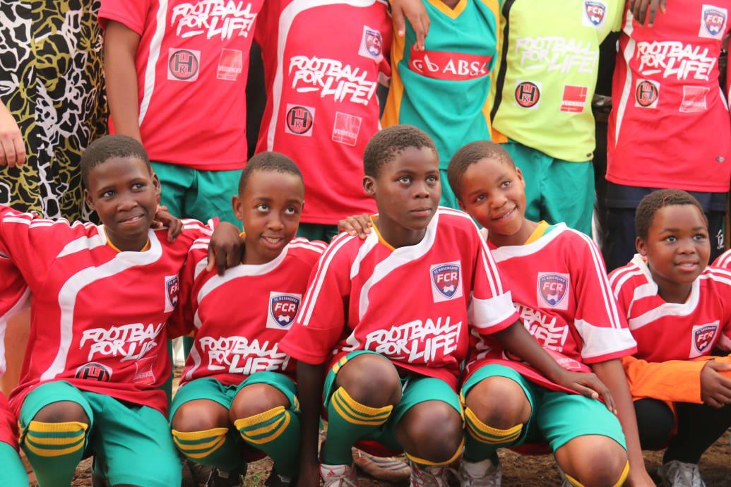 Photo of Fortsatt satsning på Sydafrikaprojekt