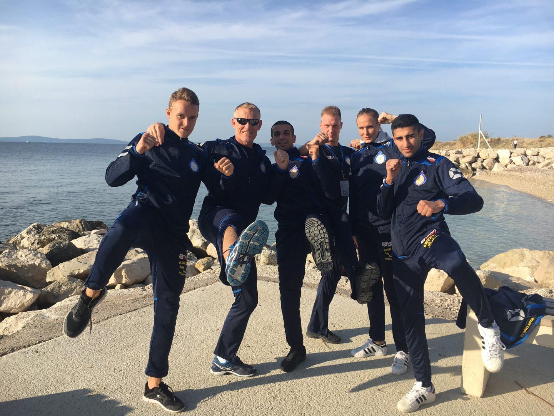Photo of Thaiboxare från Malmö i hetluften