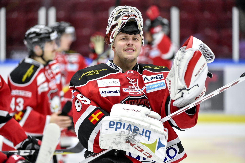 Photo of Så löser Redhawks målvaktsfrågan
