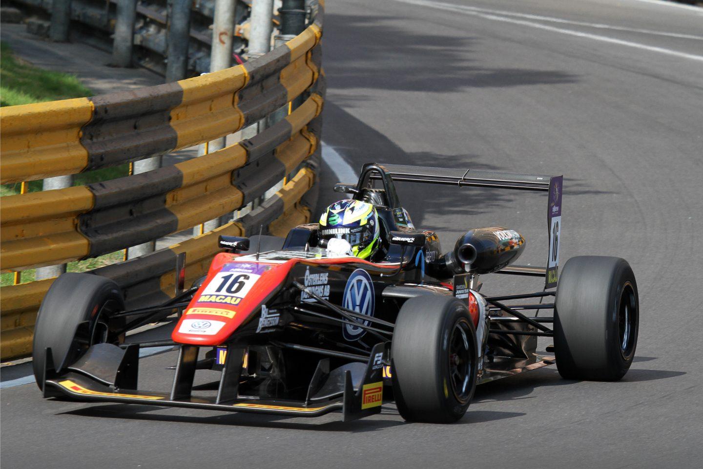Photo of Joel Eriksson påkörd i Macau