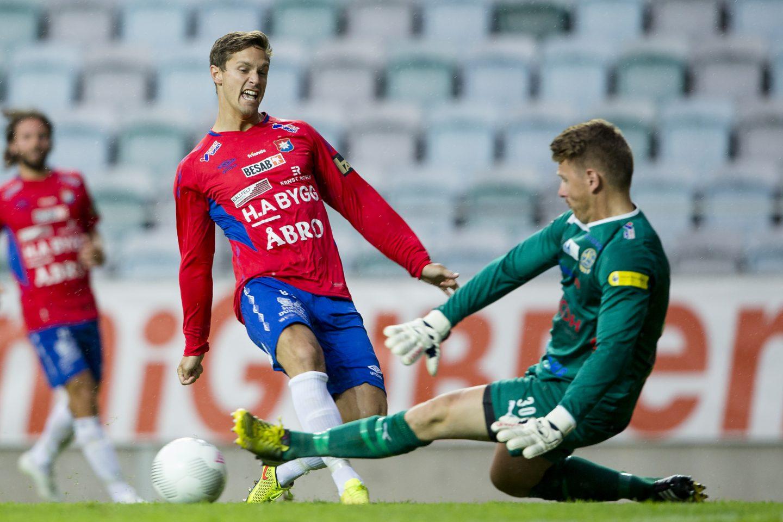 Photo of Prespa Birlik värvar från FC Rosengård