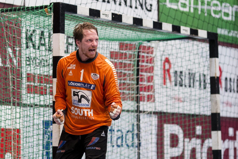 Photo of Beutler klev fram för HK Malmö