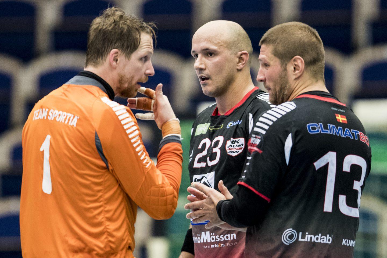 Photo of Lysande spel av HK Malmö