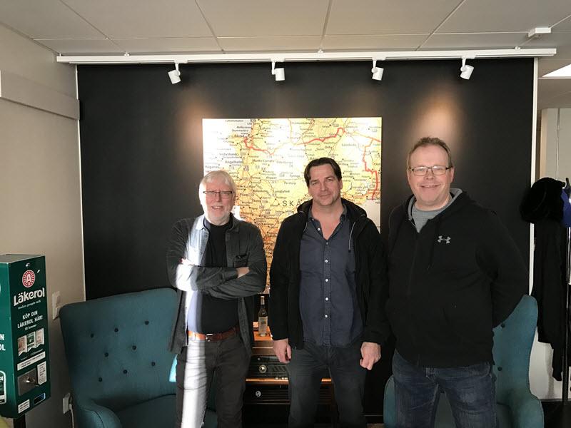 Photo of Frysboxen, 15 Dec, möt Petri Liimatainen