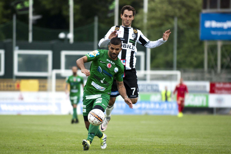 Photo of Bovar Karim till IFK Malmö