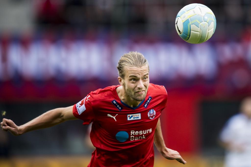 Photo of Nyss i division fyra – nu förlänger HIF med mittback