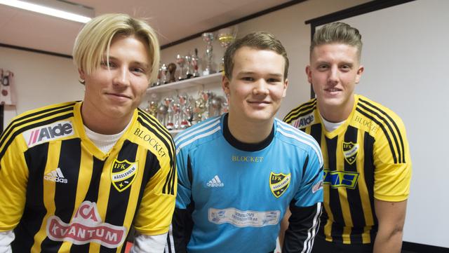 Photo of IFK Hässleholm vässar till detaljer