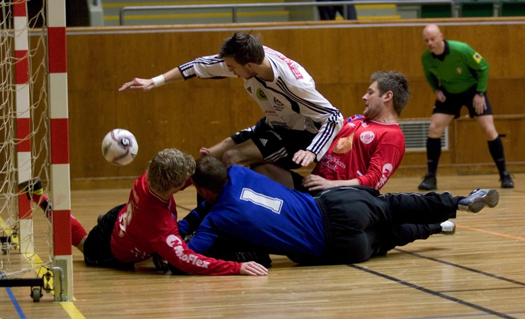 Photo of Skånska lag i finalspel i Futsal-SM