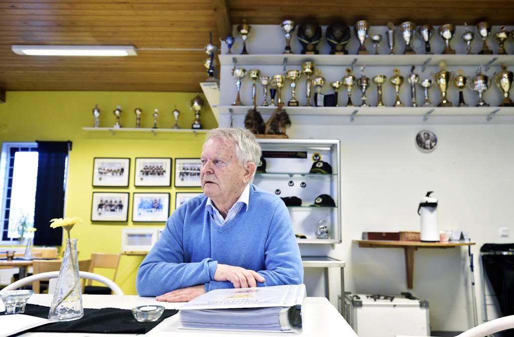 Photo of Kjell Olofsson har varit med i Pantern längre än Pantern