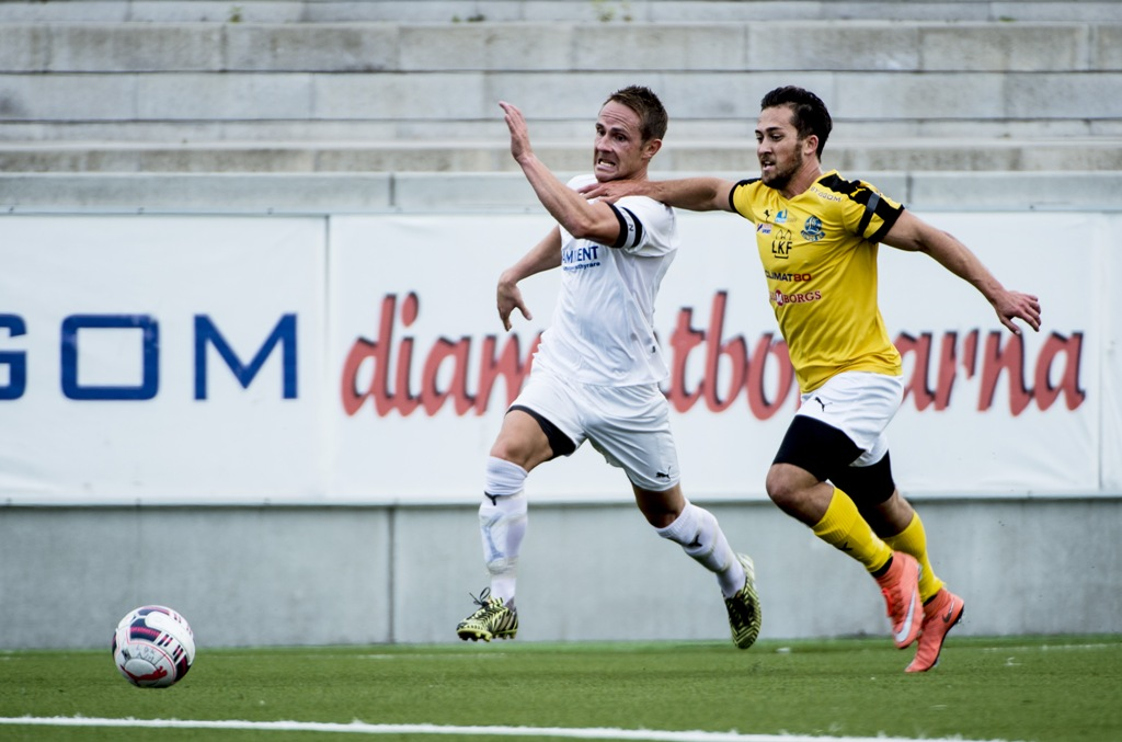 Photo of IFK Malmös lagkapten till Spjutstorp