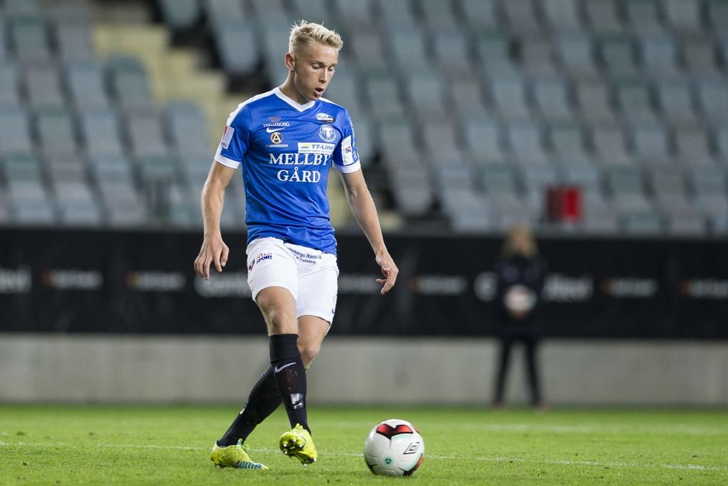 Brannefalk sköt segern till TFF - Skånesport