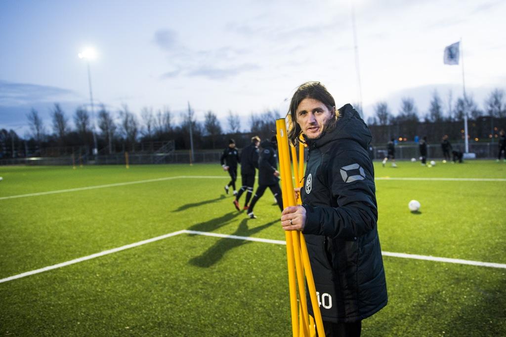 """Photo of Agim Sopi: """"Vi vill vinna hela cupen"""""""