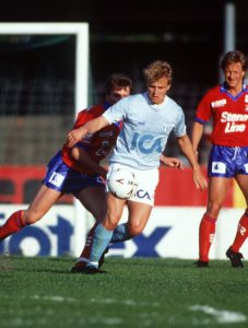 Jonas Thern back in the days.