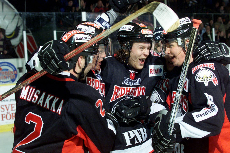 Photo of En återblick på Redhawks senaste SM-slutspel