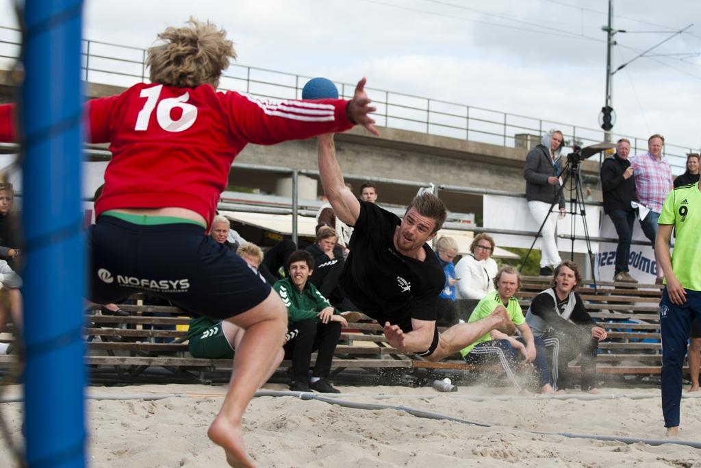 Photo of SM avgörs på OV:s beachhandboll