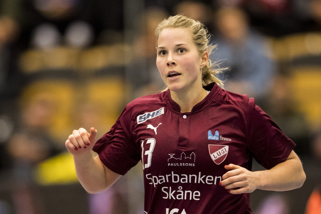 Photo of Ebba stannar i LUGI