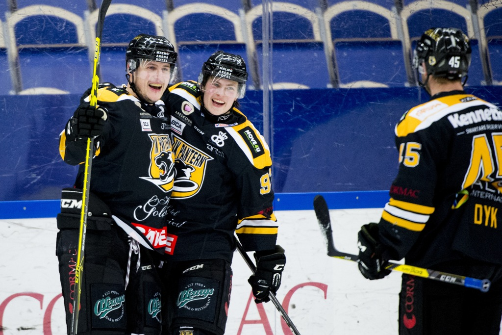 Photo of Panterns kvalväg till SHL