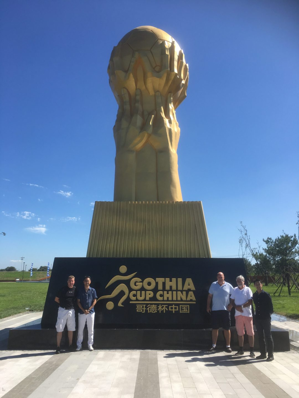 Photo of Sökes: deltagare till Gothia Cup – i Kina