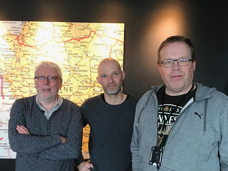Photo of Blått snack 21 Mars. Möt Jörgen Ohlsson
