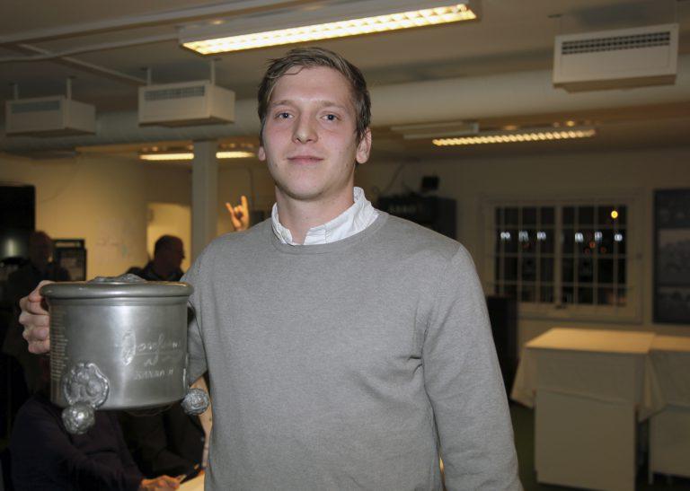 Photo of Han blev årets BoIS:are