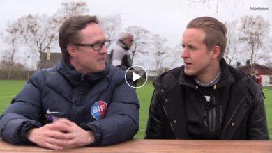 Photo of TV: Fotbollshörnan: Jörgen JP Persson och Tobias Jönsson