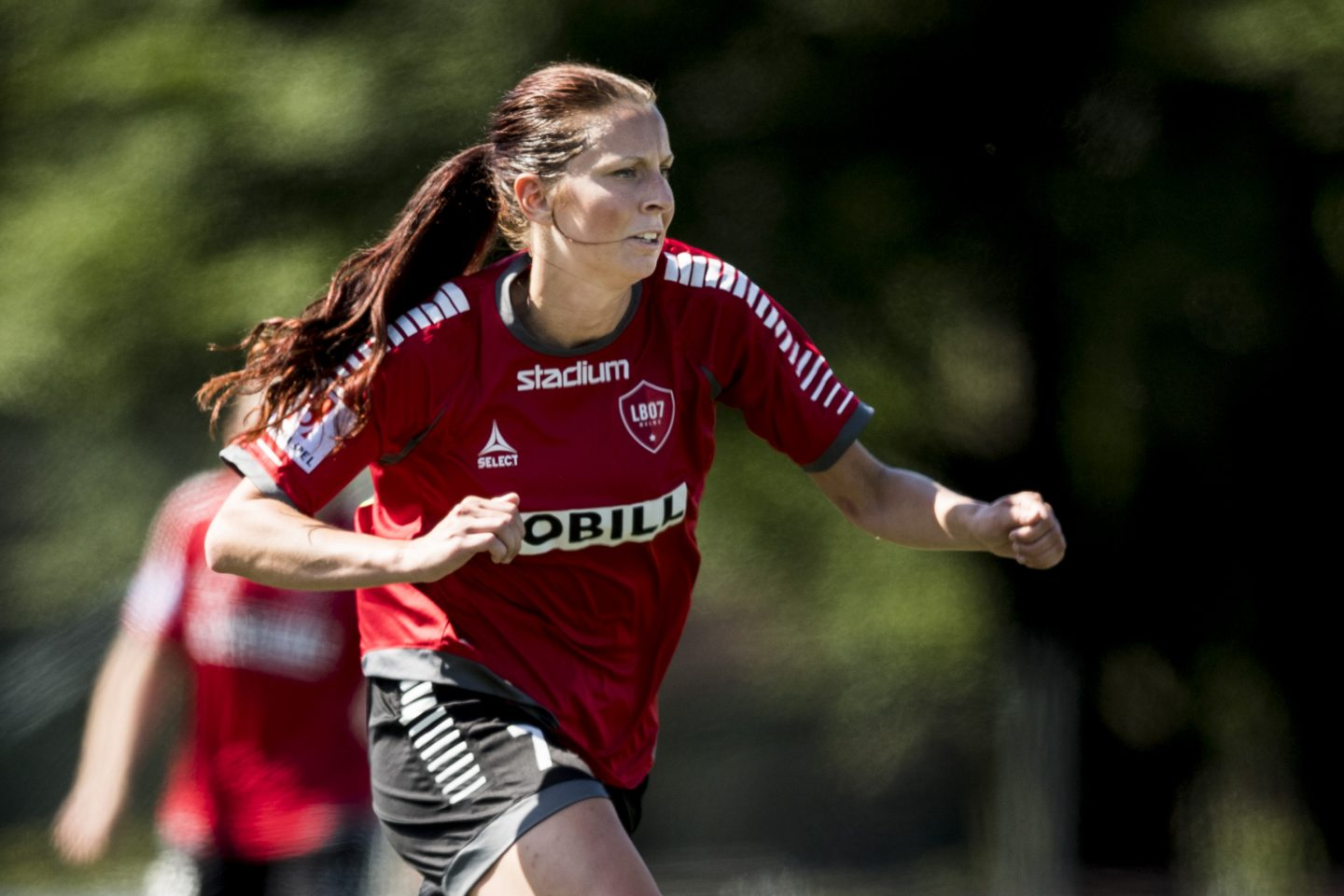 Photo of Malin Gunnarsson gör comeback i LB07