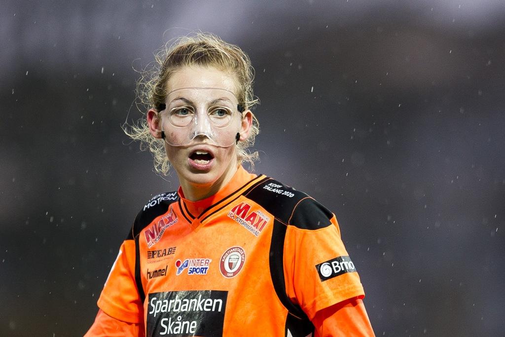 Photo of Benskydd hjälpte Kristianstads DFF till segern