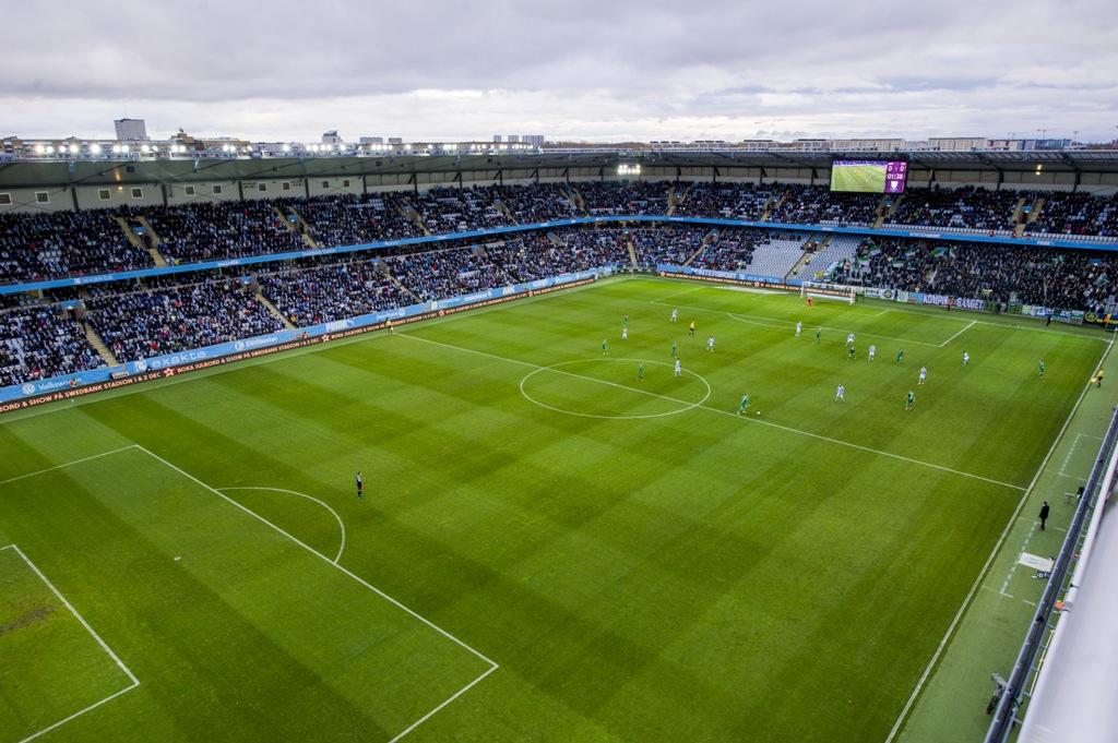 Photo of Damallsvenskt derby på Swedbank stadion