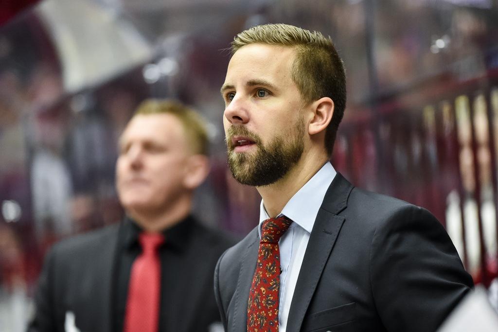 Photo of Alla tränarna klara för Malmö Redhawks juniorer