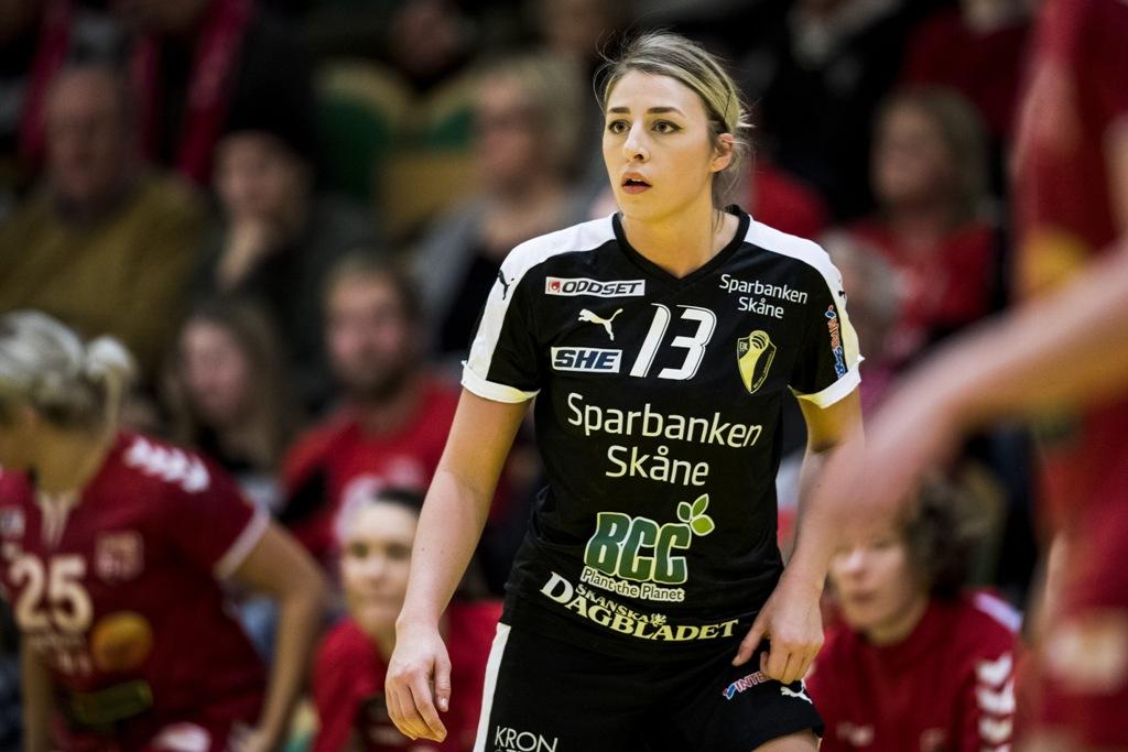 Photo of Anna Bardis klar för H65 Höör