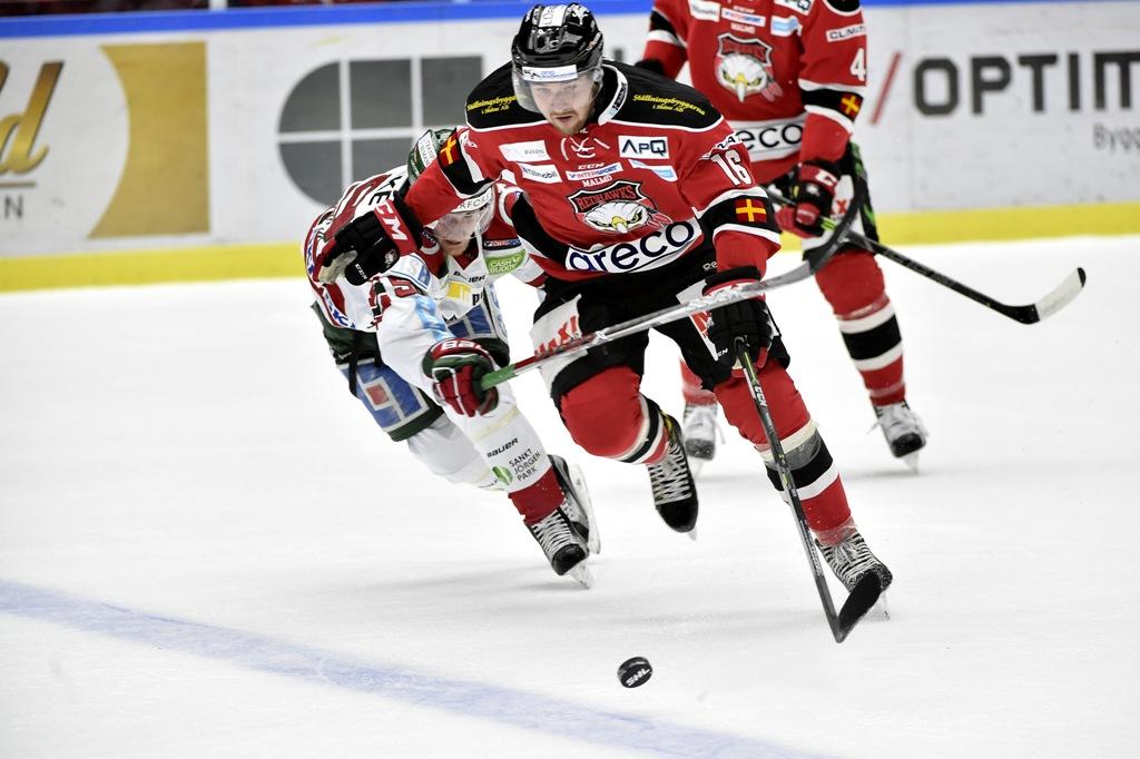 Photo of Klart att åtta spelare lämnar Malmö Redhawks