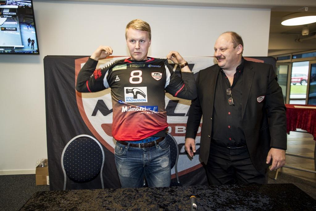 Photo of Kvick ersätter Pecikoza i HK Malmö