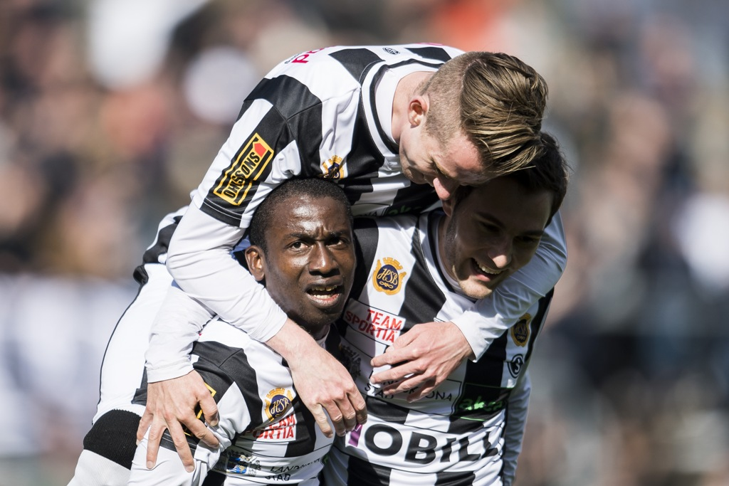 Photo of Bara 2-0 för totaldominant BoIS