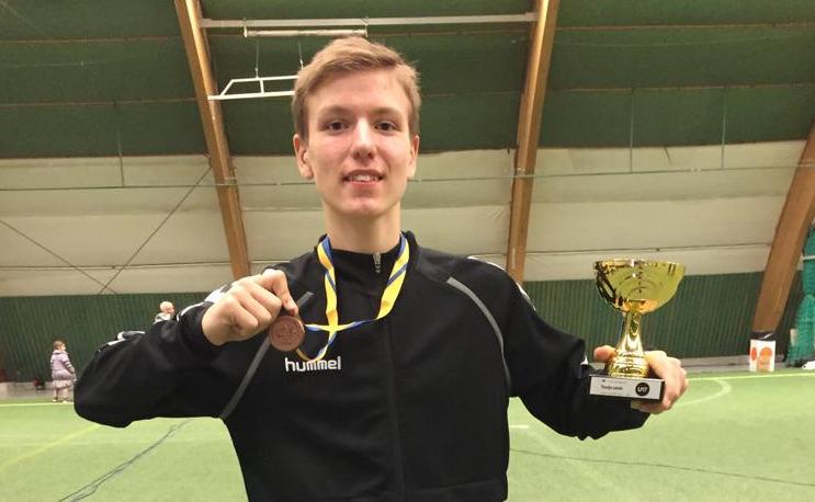 """Photo of Nanasi till landslaget: """"Kul att representera Sverige"""""""