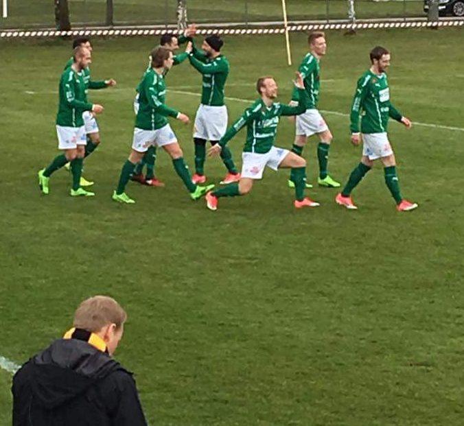 Photo of Hässleholms IF krossade IFK i derbyt