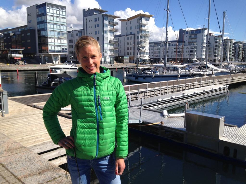 Photo of Skånska stipendiater: Rodden ändrade hennes liv