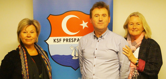 Photo of Prespa Birlik förstärker organisationen