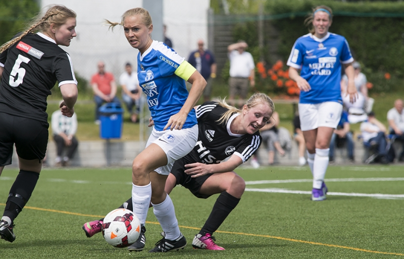 Photo of TFF:s damer mot eliten