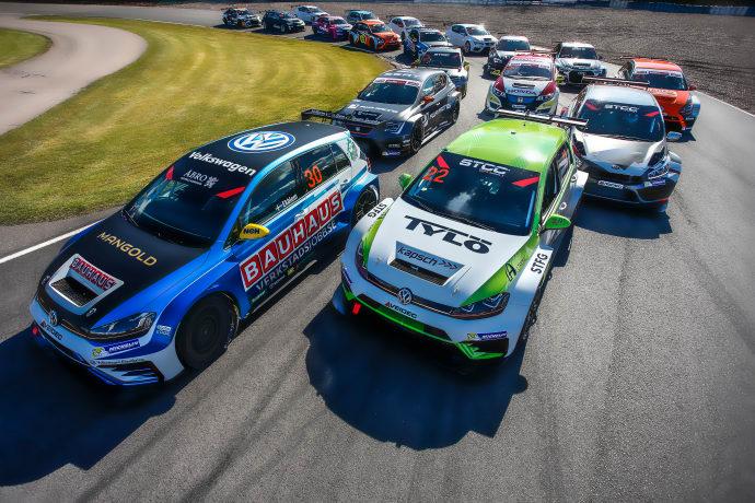Photo of Motorsport: Mer racing i nya STCC