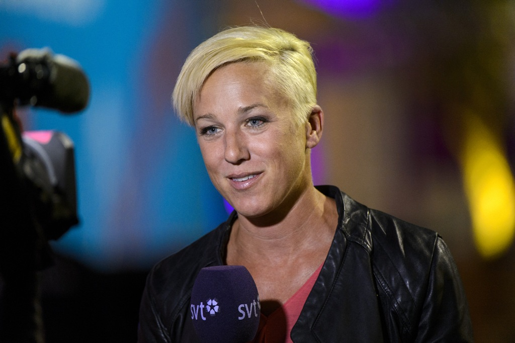Photo of Webb-TV: Kajsa Bergqvist ledde idrottsledargala i Lund