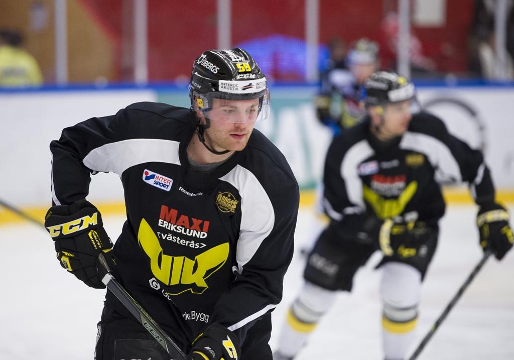 Photo of Västeråsback till Malmö Redhawks