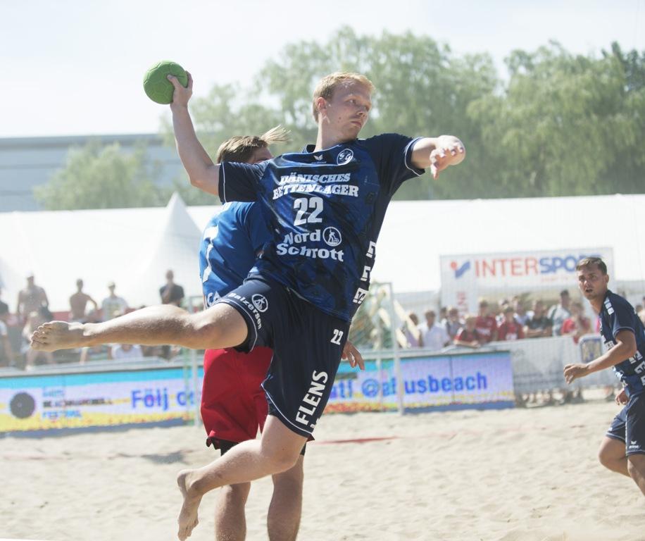 Photo of Handbollsfest i Malmö när Flensburg kommer på besök