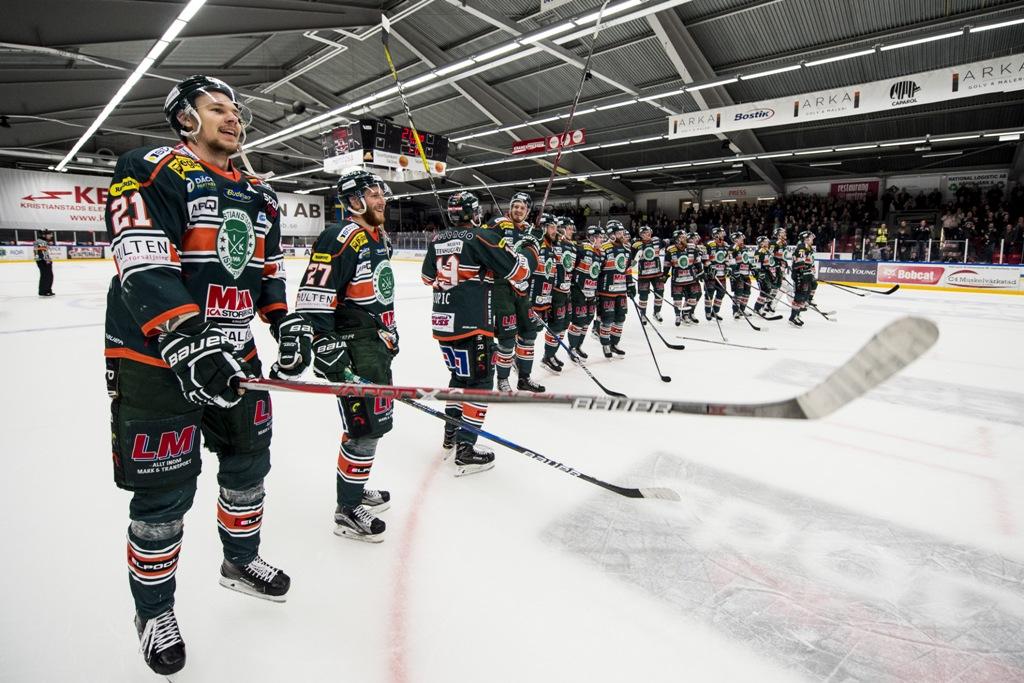 Photo of KIK rustar för Allsvenskan